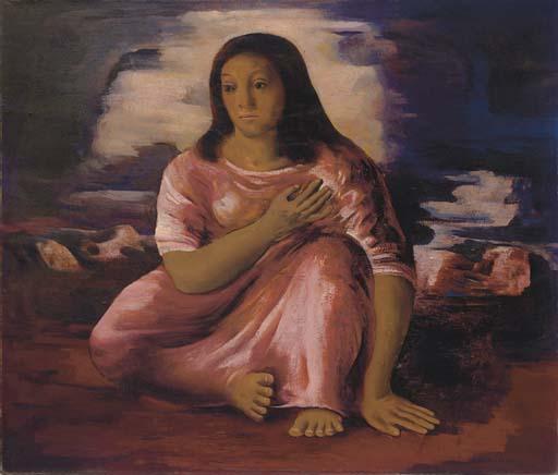 Jesus Guerrero Galvan (Mexican 1910-1973)