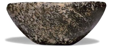 AN EGYPTIAN GRANODIORITE BOWL
