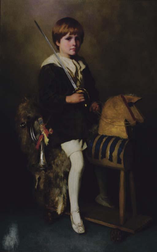 Circle of William Henry Margetson (BRITISH, 1861-1940)