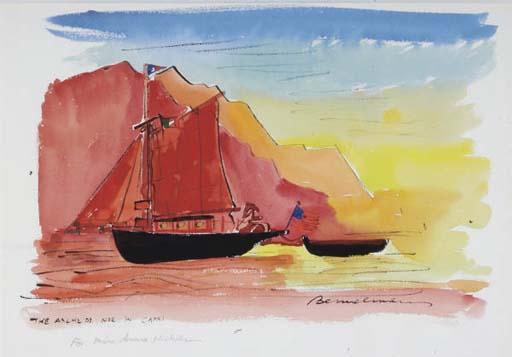 Ludwig Bemelmans (AMERICAN, 1898-1962)