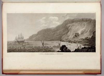 COOK,  James (1728-1779). A Vo