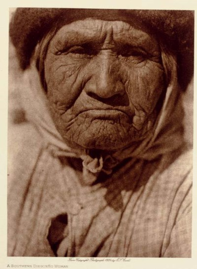 CURTIS, Edward. The North Amer
