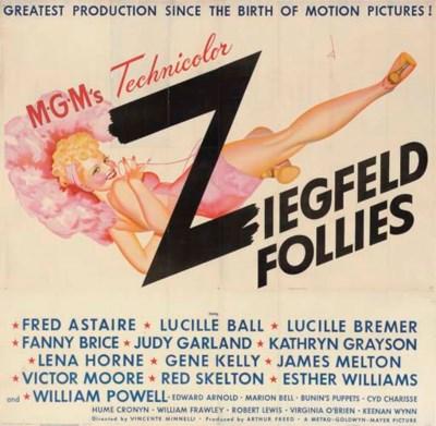 Ziegfeld Follies, 1946