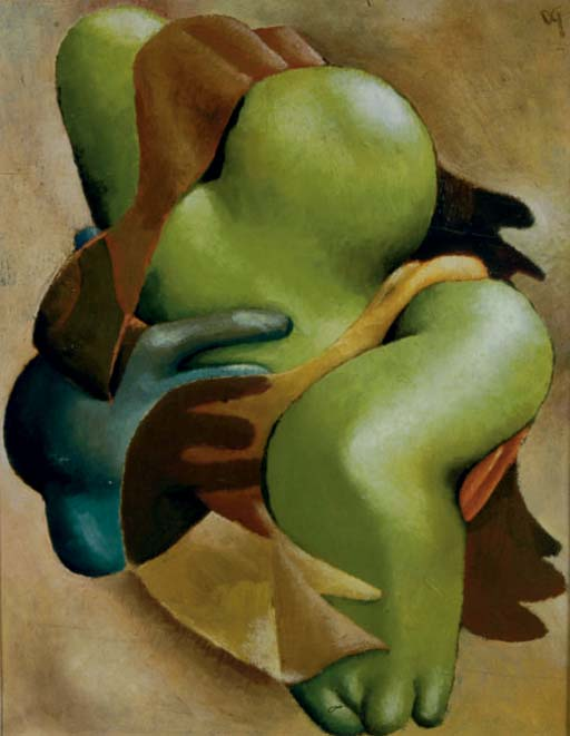 Surrealist abstraction