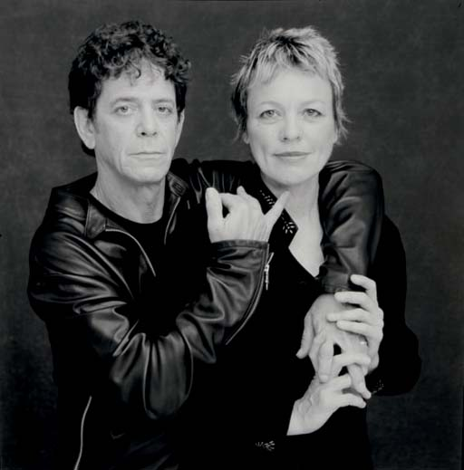 Lou Reed-Laurie Anderson