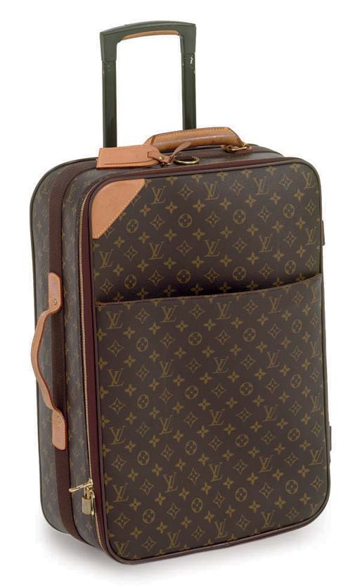 A LOUIS VUITTON MONOGRAMED ROL
