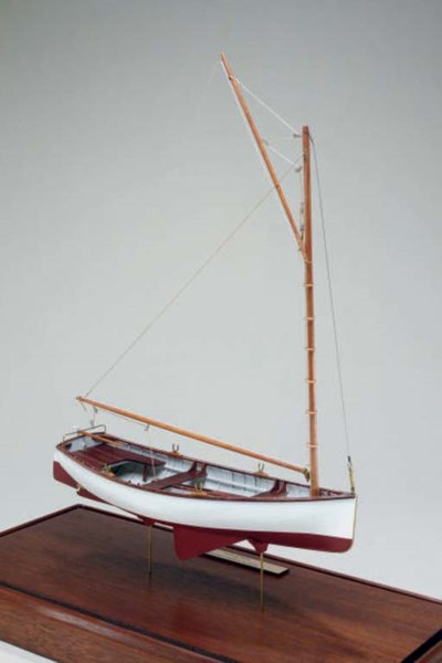 A model of a North Haven Dingh