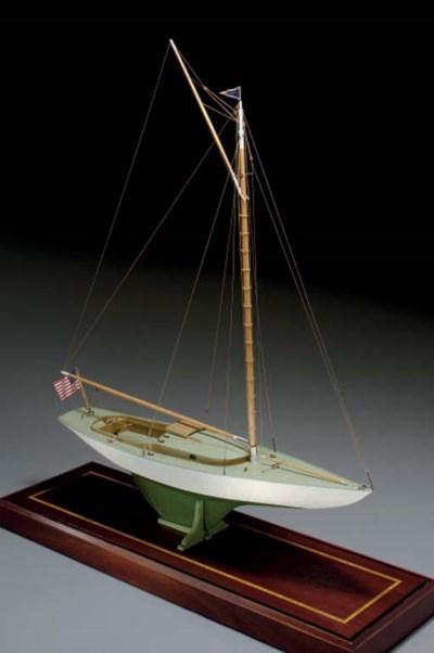 a model of a Dark Harbor 17 ga