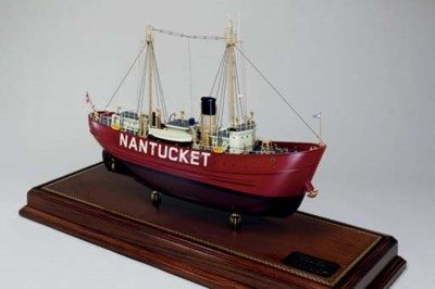 A display model of the Nantuck