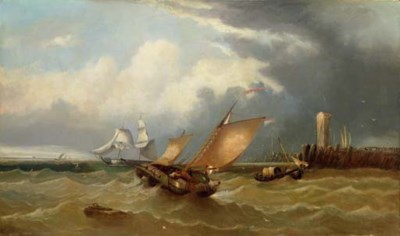 J.W. Webb (British, 19th Centu