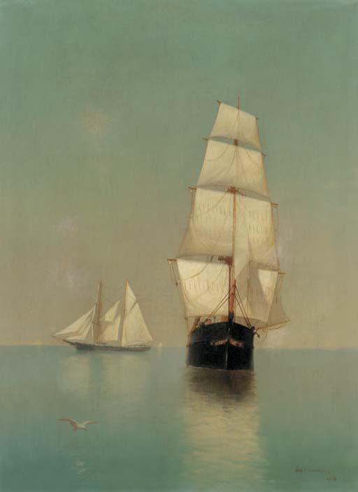 Warren W. Sheppard (American, 1858-1937)