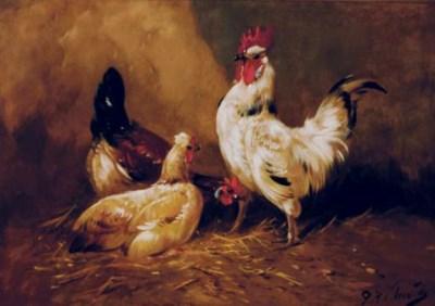 Paul Schouten (Belgian, 1860-1