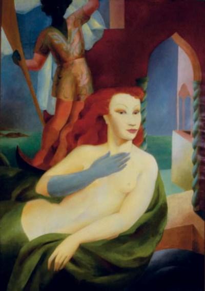 Jean Janin (FRENCH, 1898-1970)