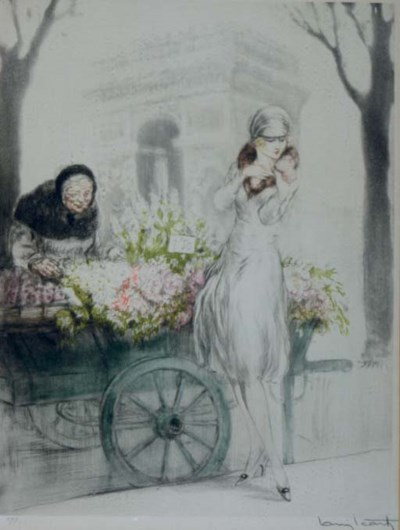 After Louis Icart (1888-1950)