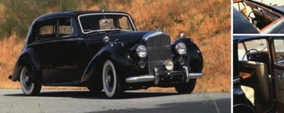 1950 BENTLEY MARK VI STANDARD