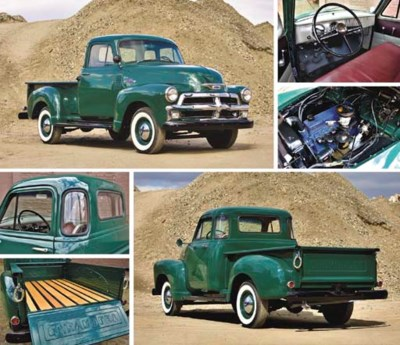 1955 CHEVROLET FIRST SERIES 31