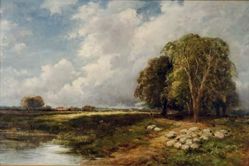 A view near Dartmoor