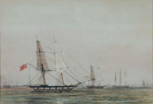 Shipping at sea