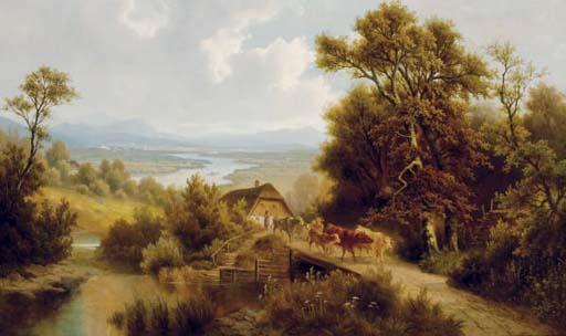 William Frederick Witherington (BRITISH, 1785-1865)