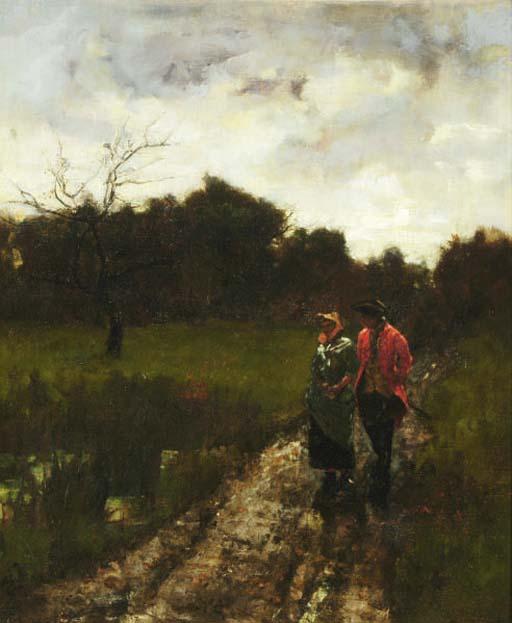 Henry John Yeend King (British, 1855-1924)
