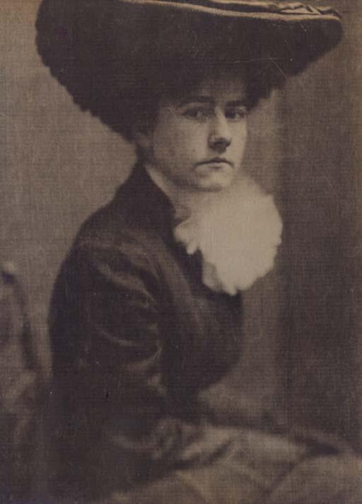 Gertrude Käsebier (1852-1934)