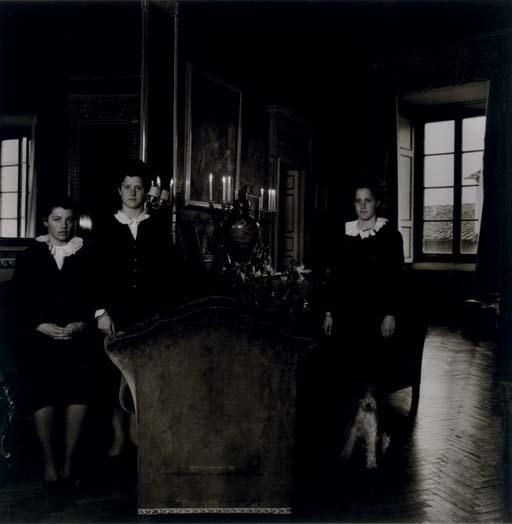 Untitled (Florentine Family), 1985