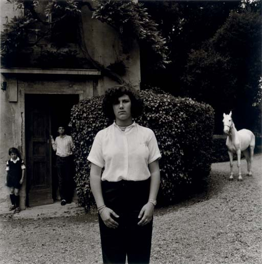 Untitled (Florentine Family), 1984