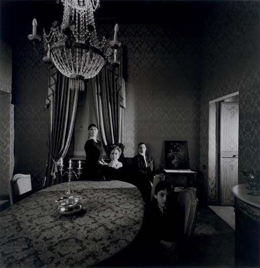 Famille Moncada di Paterno, Rome, 1987