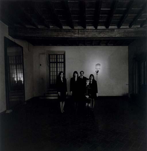 Famille Lepri, Rome, 1987