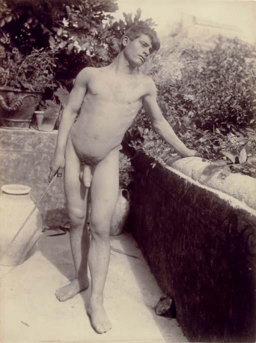 Wilhelm von Gloeden (1856-1931