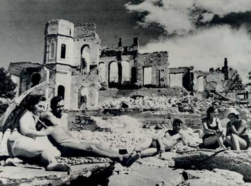 Sevastopol After Liberation, 1944