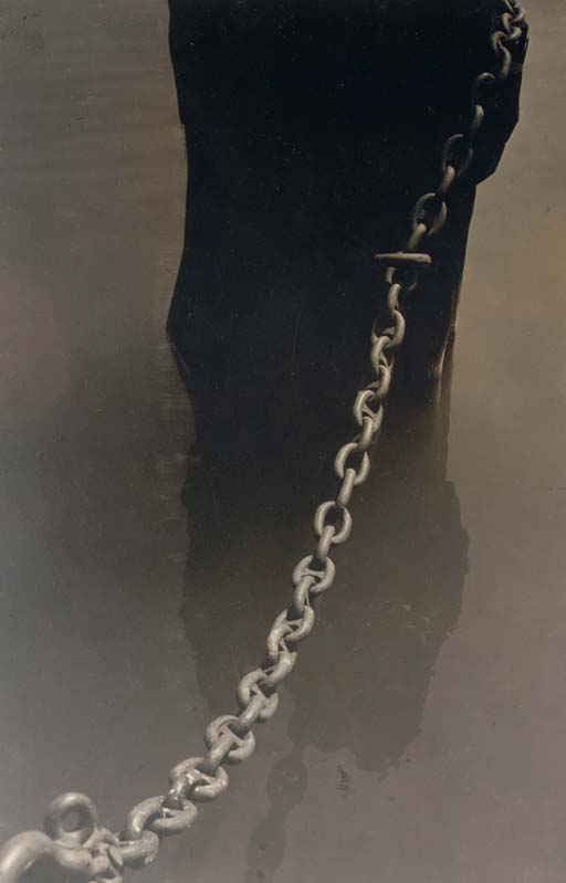 Untitled (Chain and Water), c. 1935