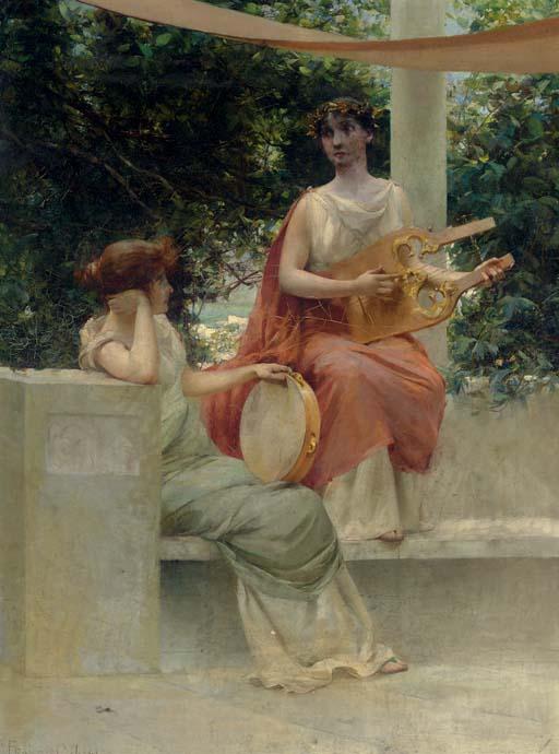Francis Coates Jones (1857-193