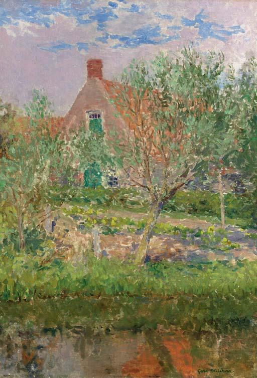 Gari Melchers (1860-1932)