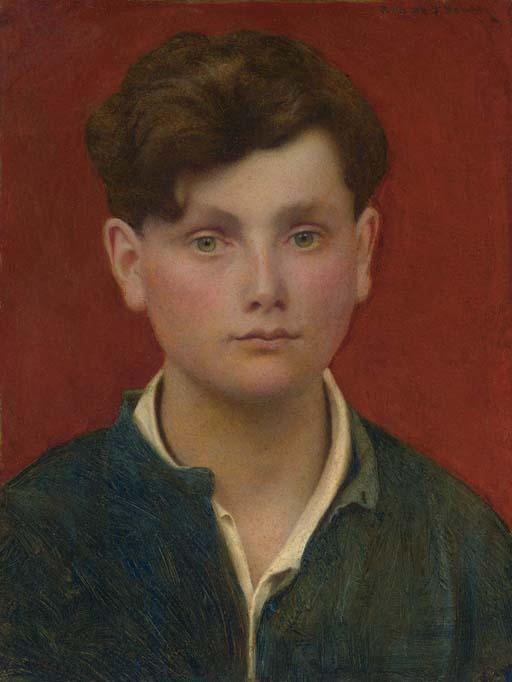 George De Forest Brush (1855-1