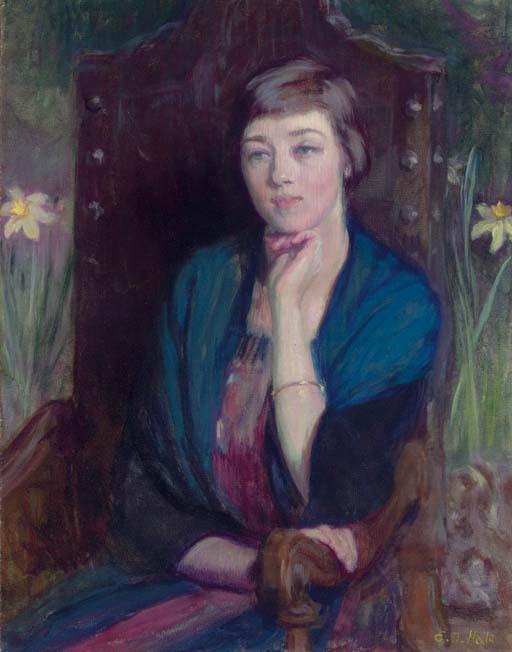 Ellen Day Hale (1855-1940)