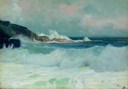 Frederick Judd Waugh (1861-194