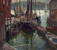 Boats at Rockport