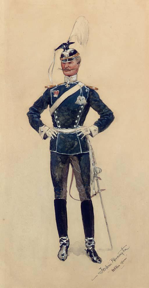 Frederic Remington (1861-1909)