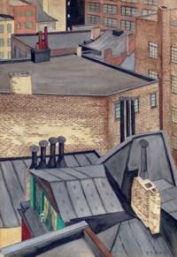 Village Roofs