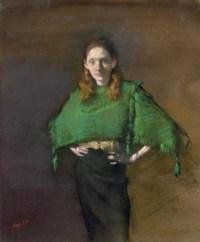 The Green Shawl