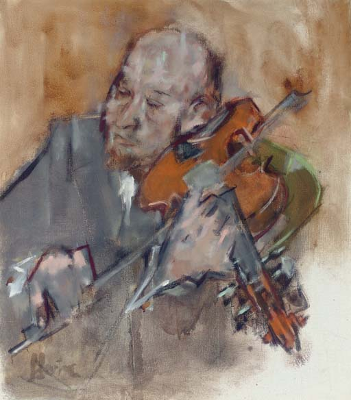 The Viola Player