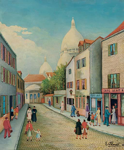 Emile Blondel (1893-1970)