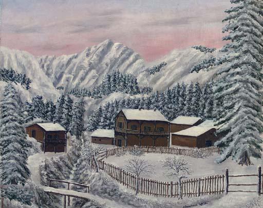 Andre Bauchant (1873-1958)