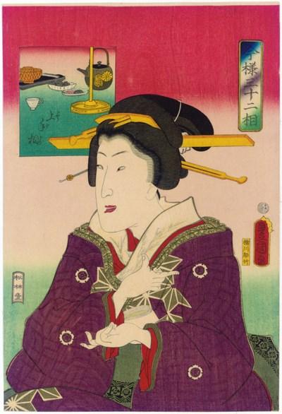 Utagawa Kunisada (1786-1853)