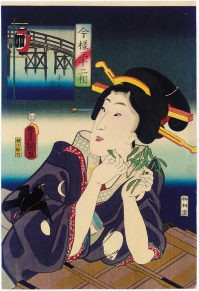 Utagawa Kunisada (1876-1865)