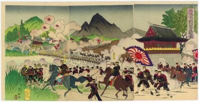 Yoshu Nobuyasu (act. 1890s) Ko