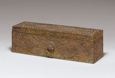 A Sutra Box (Kyobako)