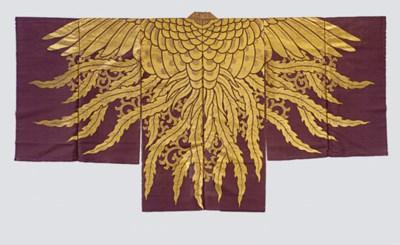 A Choken Noh Costume