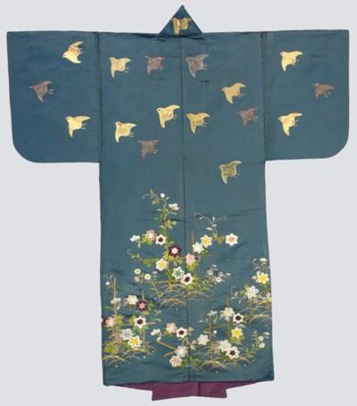 A Nuihaku Noh Costume